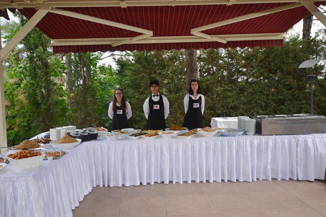 catering hizmetler